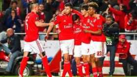 Benfica-Frankurt
