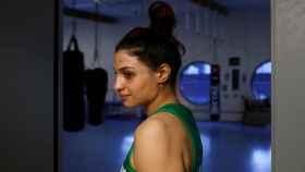 Sadaf Khadem, la primera boxeadora iraní