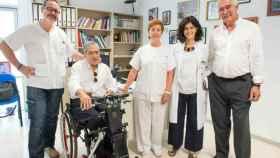 La unidad de sexualidad y reproducción del Hospital Nacional de Parapléjicos de Toledo