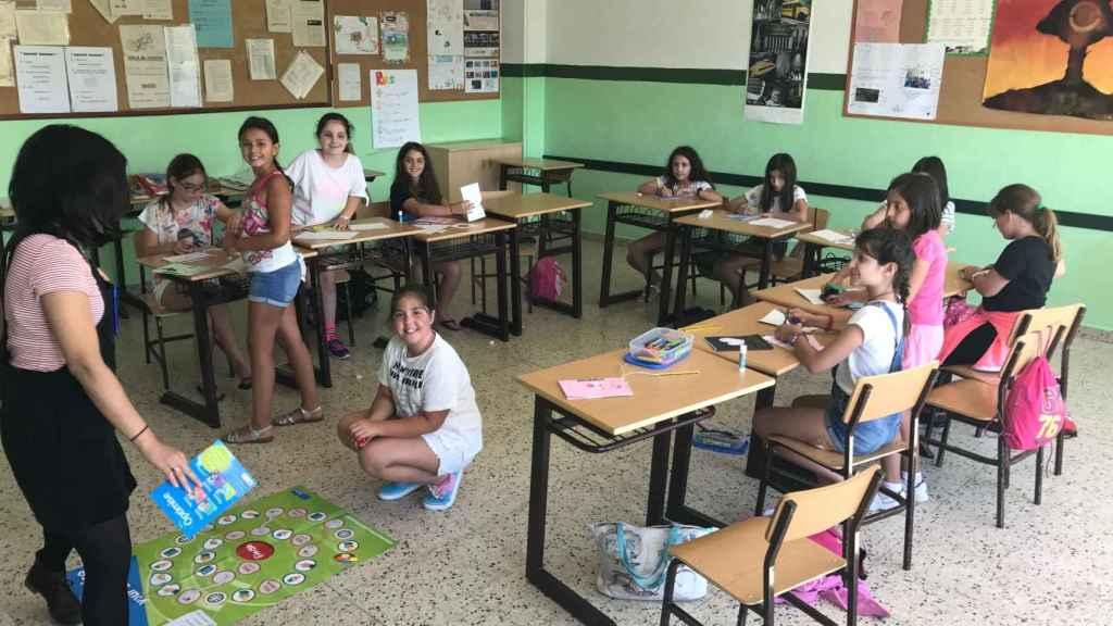 Colegio Vizcaya (Vizcaya)