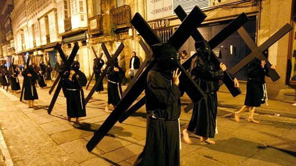 Imagen de archivo de Semana Santo.