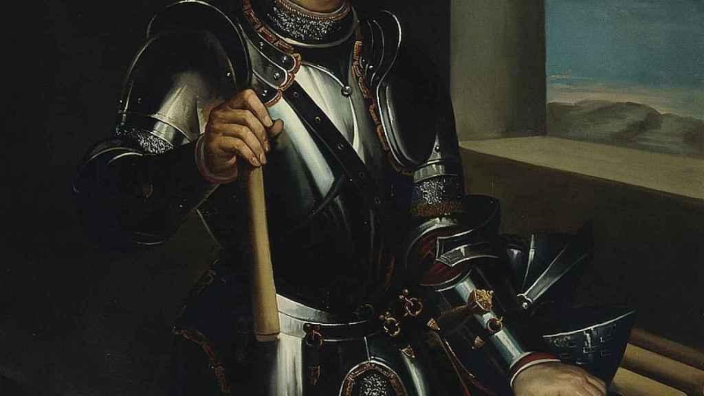 El conde Íñigo López de Mendoza y Quiñones.
