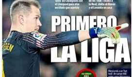 Portada de Mundo Deportivo (19/4/2019)
