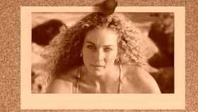Sabrina Mahí en un montaje JALEOS.