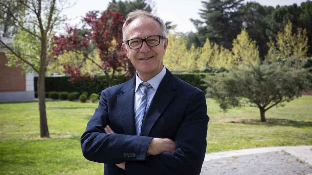 José Guirao tras el consejo de ministros en La Moncloa.