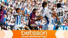 Messi, contra la Real Sociedad