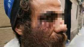 El presunto violador de Drassanes (Barcelona).