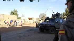 El despliegue del equipo móvil será en la región de Segou (en la fotografía).