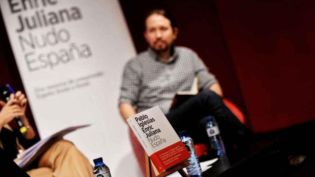 Pablo Iglesias y Enric Juliana.