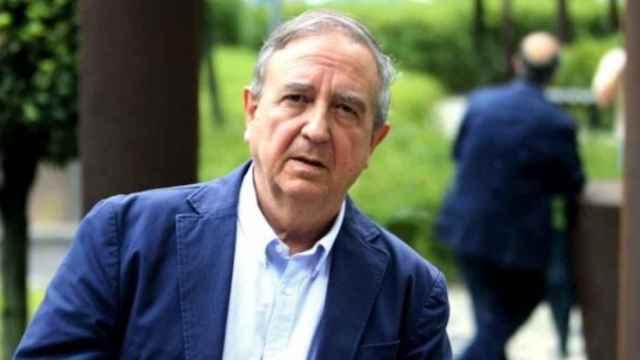 Iñaki Anasagasti, histórico dirigente del PNV