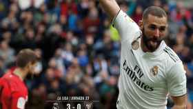 La portada de El Bernabéu (22/04/2019)