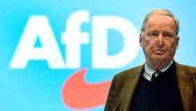 El líder de la AfD, Alexander Gauland.