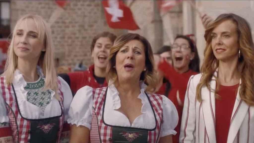 Fotograma de 'La pequeña Suiza'.