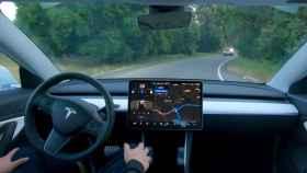 Tesla con Autopilot