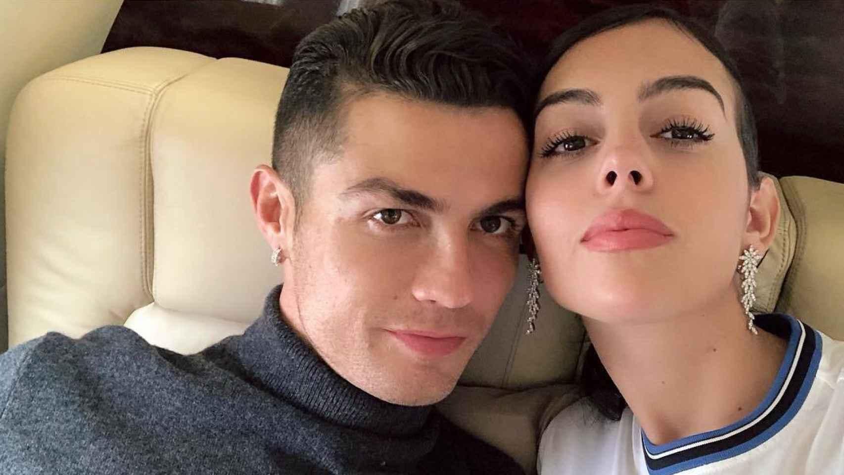 Cristiano Ronaldo y Georgina han aprovechado las vacaciones de Semana Santa para viajar a Croacia.