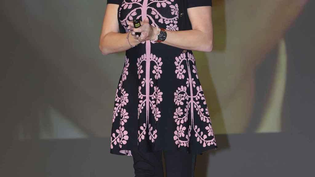 Irene Villa en imagen de archivo.