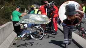 Manuel Alonso, con 88 años, atropelló a un pelotón de ciclistas; fallecieron dos y siete resultaron gravemente heridos.