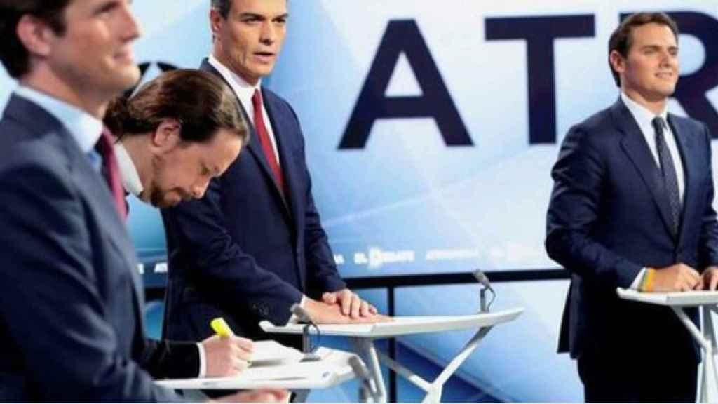 Imagen de ' El debate decisivo'.