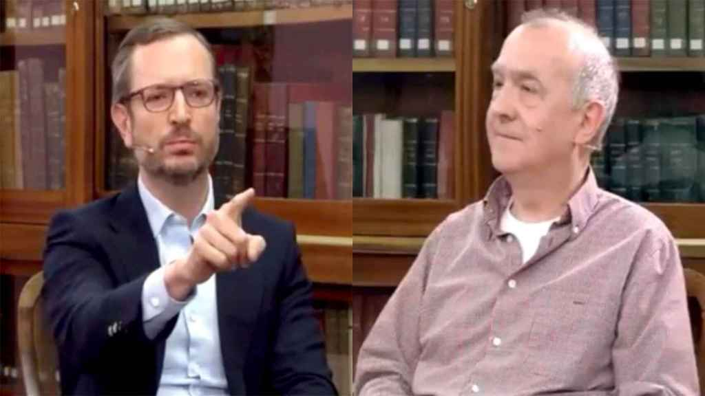 Maroto, al candidato de Bildu por Álava: Eres un misarable, cobarde, sois la escoria del País Vasco