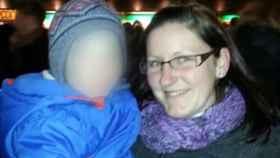 La madre encontrada muerta con signos de violencia, junto a uno de sus hijos.