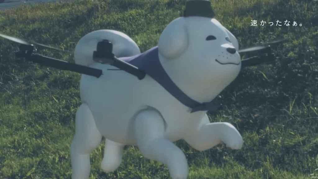 Perro dron