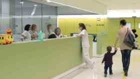 Instalaciones del Hospital Sant Joan de Deu