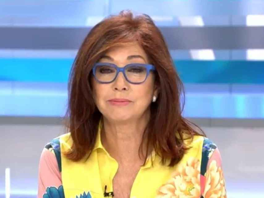 Ana Rosa Quintana en una imagen reciente.