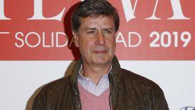 Cayetano Martínez de Irujo durante su último acto público.