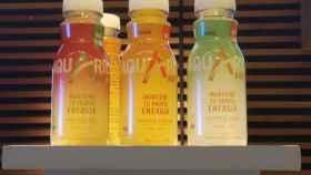 Aquarius ha presentado Raygo, una bebida a base de raíces y frutas.