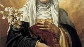 Santa Catalina de Siena