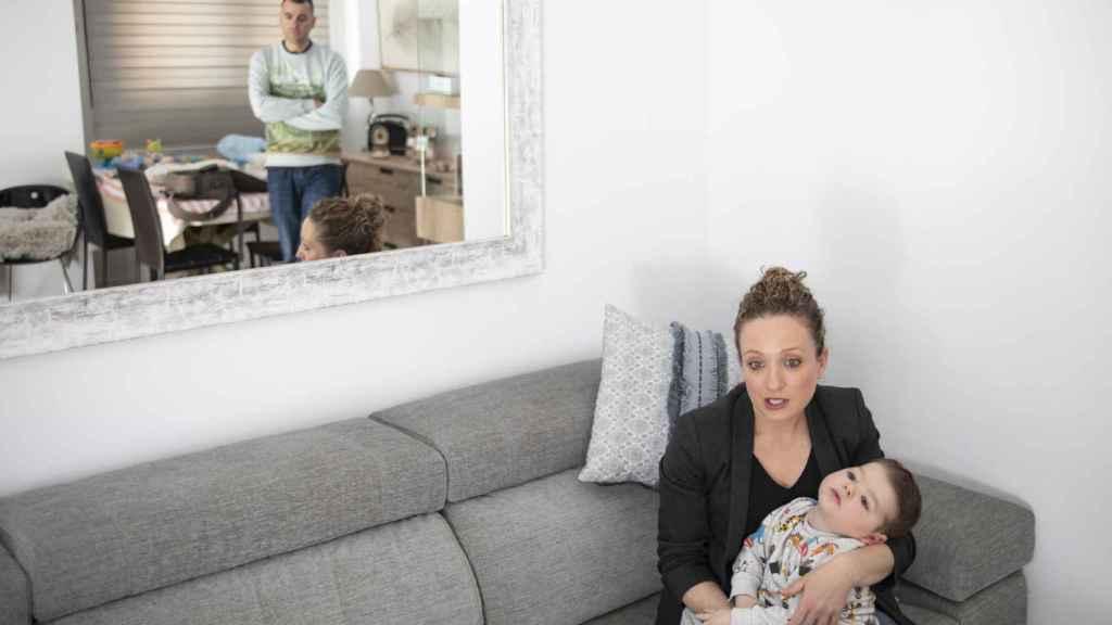 El hijo de Soraya y Juan nació en julio de 2017. Hasta que no alcanzó los cuatro meses de vida no se percataron de que podía tener un problema de salud.