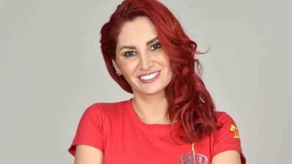 Aneth Acosta en su imagen oficial para 'Supervivientes'.