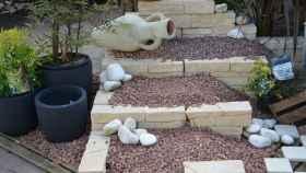 Un jardín zen para favorecer la relajación