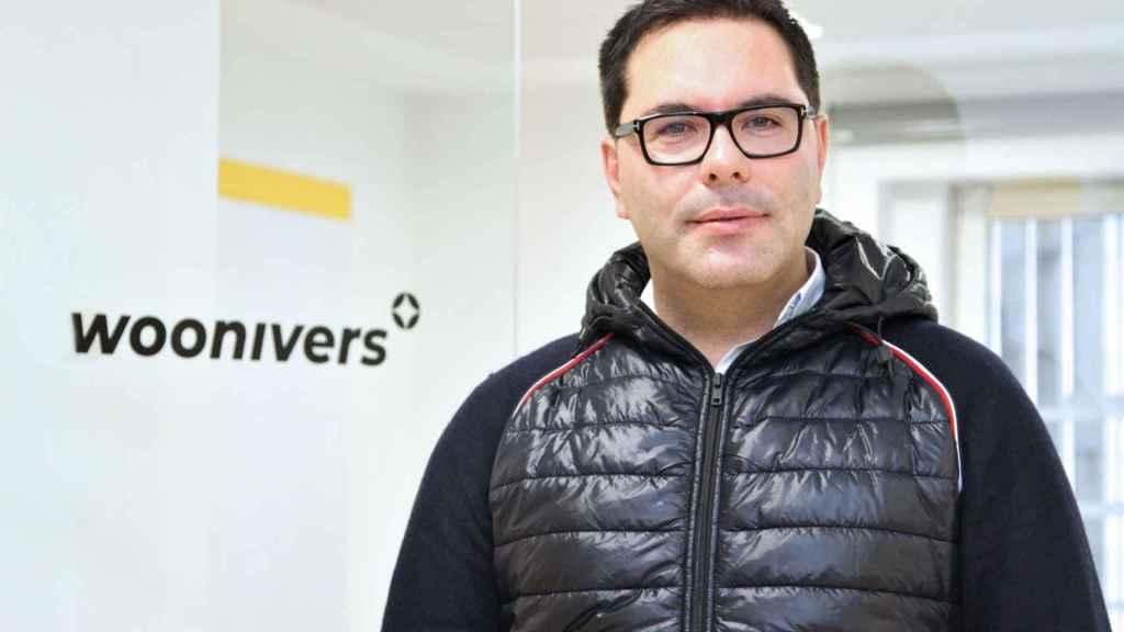 Antonio Cantalapiedra, CEO de Woonivers.