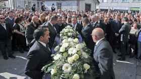 Multitudinario adiós a los jóvenes que murieron en los atentados
