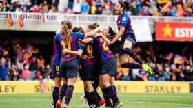 El Barça hace historia en el fútbol femenino español: jugará la final de la Champions