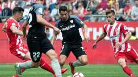 Ben Yedder, contra el Girona