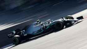 Valtteri Bottas, en el GP de Azerbaiyán