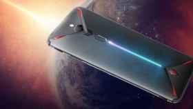 El móvil con ventilador, máxima potencia y enorme batería: Nubia Red Magic 3