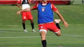 Yuriel Celi, futbolista peruano. Foto: Instagram (@yurielceli)