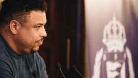 Ronaldo Nazario, dueño y presidente del Valladolid. Foto: realvalladolid.es