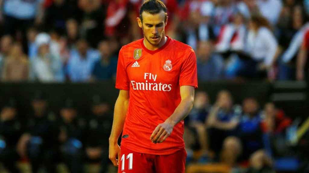 Gareth Bale, en Vallecas
