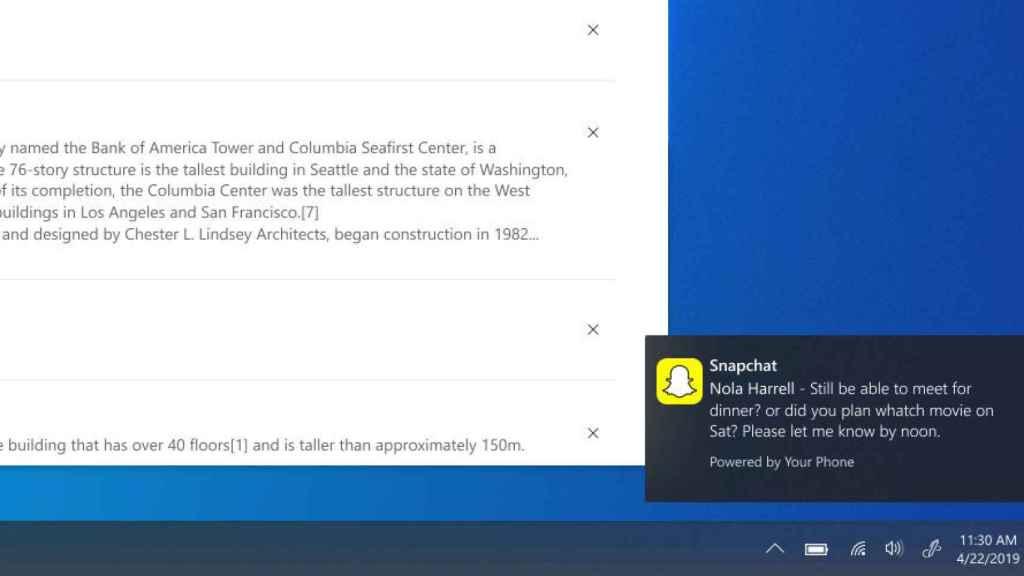 windows notificaciones 1