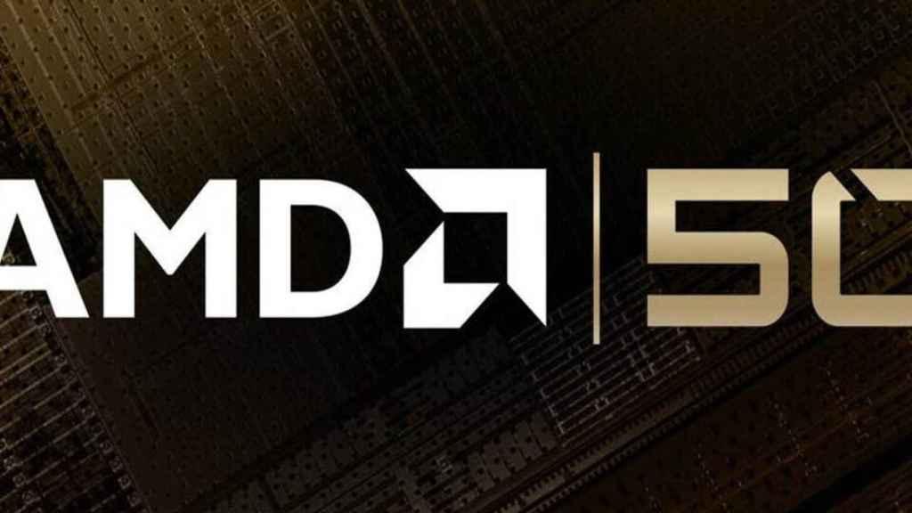 Aniversario de AMD 50