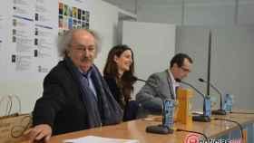 Antonio Colinas y Monica Velasco (2)