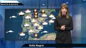 El tiempo: pronóstico para el martes 30 de abril