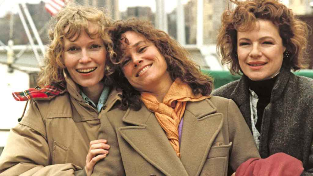 Fotograma de la película 'Hannah y sus hermanas', de Woody Allen.