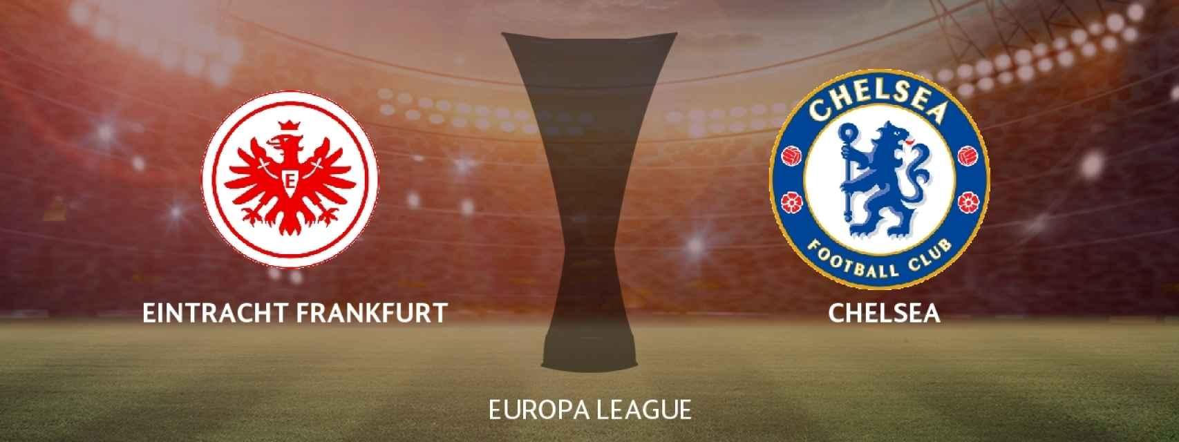 Eintracht Frankfurt - Chelsea
