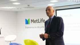 Óscar Herencia, director general de MetLife en Iberia.