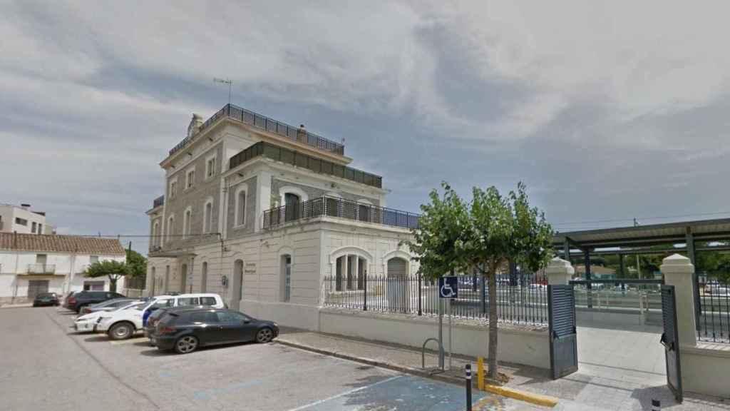 Estación de Sils, Gerona